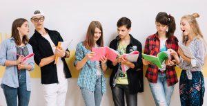 Cours d'anglais intensifs pour adolescents